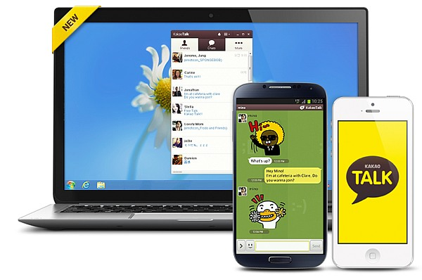 Finally You Can Download Kakao Talk for PC