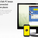 Kakaotalk PC keeps you connected in more places