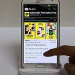Did you run KakaoTalk in your new Samsung Galaxy S5