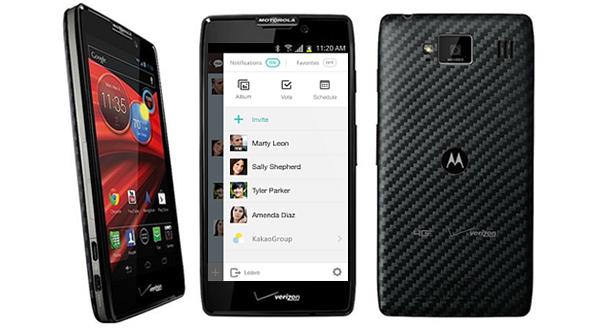 KakaoTALK for Motorola