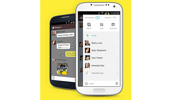 KakaoTALK for Samsung