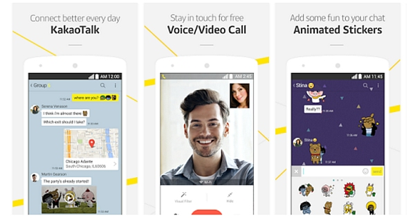 Download Kakao Talk 5.2.1 and enjoy new features and fixes