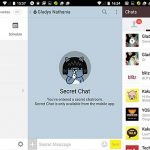 "KakaoTalk introduced the ""Secret Chat Mode"" and Opt-In Encryption"