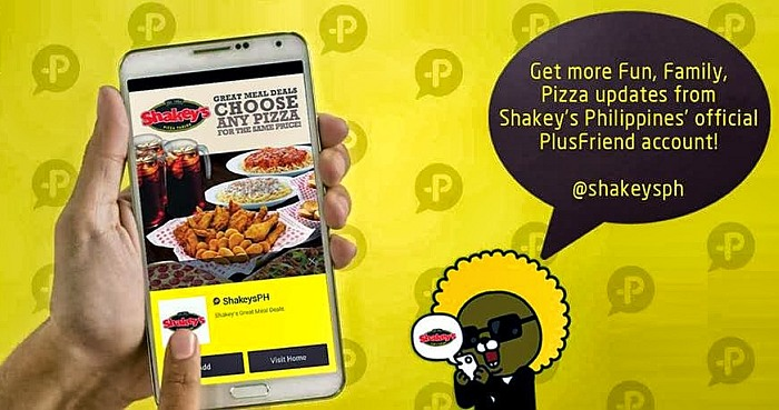 Download KakaoTalk and use newest Plus Friends Feature