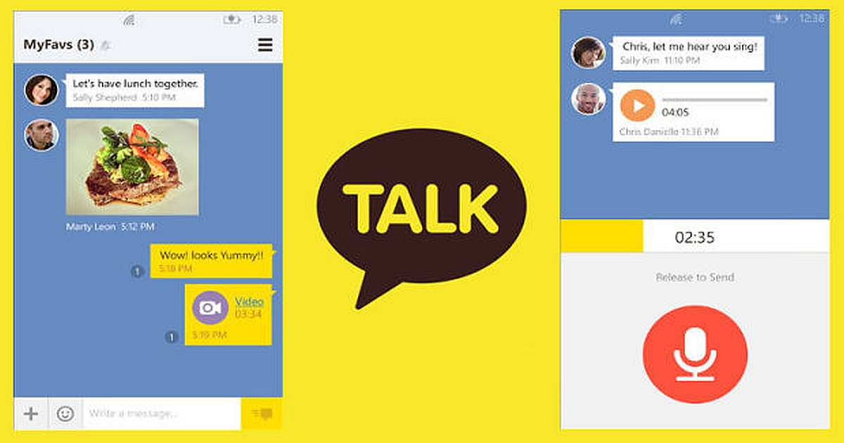 KakaoTalk Dropped Windows Phone Support