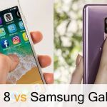 Survey: iPhone 8 vs Samsung Galaxy S9